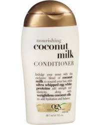 Shoo Ogx deal on organix nourishing coconut milk conditioner 3 oz