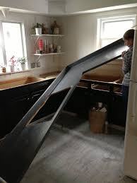 Kitchen Laminate Countertops How To Remove Laminate Countertops And Plumbing Issues Merrypad