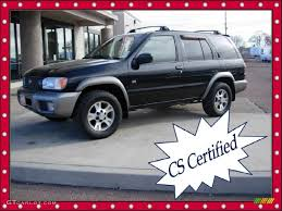 black nissan pathfinder 1999 super black nissan pathfinder se limited 4x4 59242745