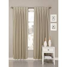 Pinch Pleated Drapes Traverse Rod Pinch Pleated Curtains