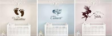 autocollant chambre bébé stickers chambre bébé trouvez le décor parfait