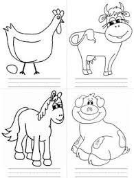 farm colouring pages kids classroom farming