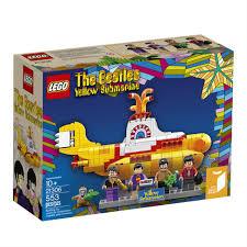 Lego Table Toys R Us Lego Ideas Yellow Submarine 21306 Toys