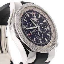 breitling bentley back breitling bentley motors gmt special edition chronograph automatic