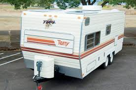 fleetwood travel trailer floor plans terry http 1978 terry travel trailer project terry part 3 rv magazine
