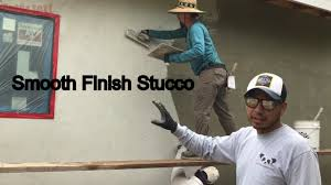 how do i get a smooth finish on kitchen cabinets how to apply smooth finish stucco