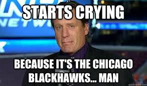 Chicago Blackhawks Memes - how to tell if you re a chicago blackhawks fan during playoff season