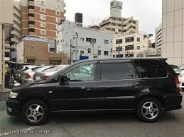 old car owners manuals 1986 mitsubishi chariot instrument cluster 2002 jun used mitsubishi chariot grandis ta n84w ref no 92005