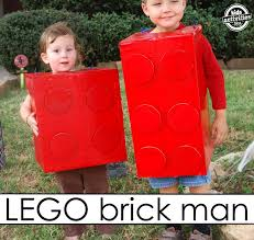 Lego Brick Halloween Costume Halloween Costume Child Decide