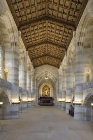 Illuminating A Cathedral Of Learning Architectural Lighting