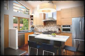 small kitchen layouts with island modern kitchen designs with island bench small design gallery