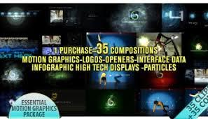 videohive tv noise no signal bundle motion graphics free