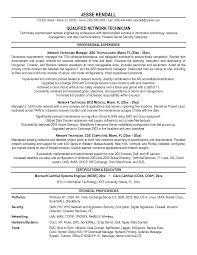 Sample Resume For Ccna Certified Avionics Technician Resume Sample Free Resume Example And