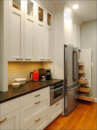 Blue Kitchen Cabinets Kitchen Kitchen Wall Colors With Dark Cabinets Kitchen Paint