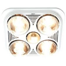 very heater fan light bathroom exhaust fan with white nutone