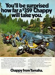 yamaha chappy yamaha chappy pinterest motorbikes mini bike