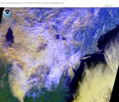 Snow Map Usa by Noaa News Online Story 2378