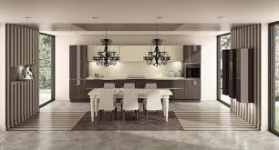 deco interieur cuisine cuisine deco cheap des pierres blanches apparentes dans la