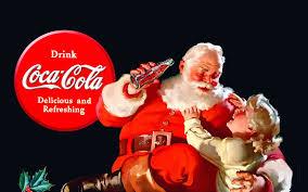coca cola u0027s iconic santa claus ads by haddon sundblom