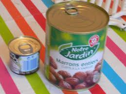 cuisiner marrons purée de marrons klarys cuisine