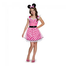 pink minnie teen tween disguise