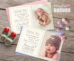 baby thank you cards playful baby thank you cards thank you cards by occasion