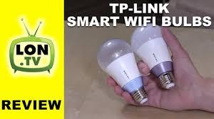 alexa light bulbs no hub tp link multicolor and white tunable smart wi fi bulb review