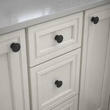 kitchen cabinet door knobs black black cabinet knobs cabinet hardware the home depot