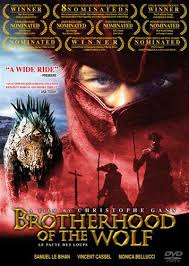 brotherhood of the wolf 2001 dvd planet store