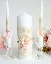 Personalize Candles Best 25 Baptism Candle Ideas On Pinterest Baptism Decorations