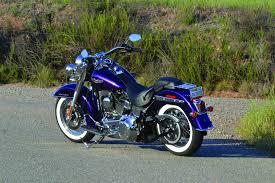 ride review u2013 2014 harley davidson flstn softail deluxe