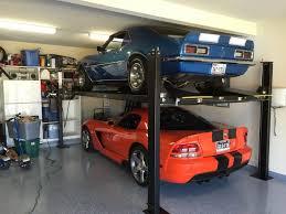garage car lifts portable garage storage lift astounding ideas