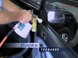 Tornado Upholstery Cleaner Tornado Gunz Cleaning Tool Youtube