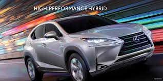 lexus sport nx find out what the lexus nx hybrid has to offer available today