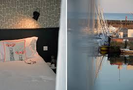 port chambre hôtel du port à lesconil près de la torche en finistère