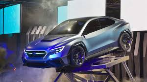 subaru viziv 7 subaru viziv performance concept teases next wrx autotrader ca