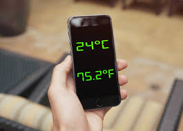 android thermometer android app accurate thermometer for samsung android