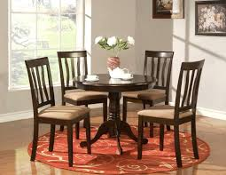 Small Round Kitchen Table Home Design Styles - Small round kitchen tables
