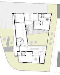 Residential Floor Plan by Gallery Of Residential And Commercial Building Messer Ssm