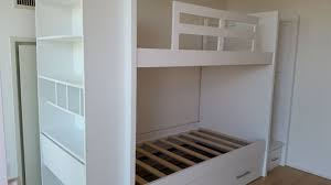 Bunk Beds Built Into Wall Appealing Inspirations Of Bunk Beds Built Into The Wall Pict In