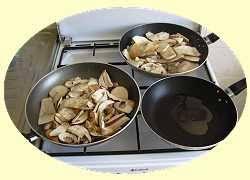 cuisiner vesse de loup gastronomie cuisine et recettes des chignons