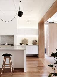 australian kitchen designs coogee house australian kitchen design timber detailing