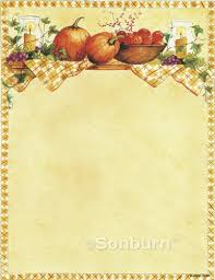 thanksgiving printable stationery festival collections