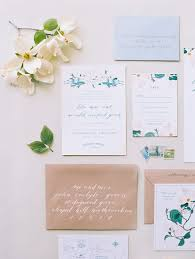 styled shoot dogwood invitations for southern weddings mag