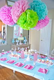 girl party themes birthday party themes