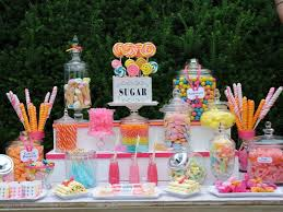 candyland party ideas candyland decorations ideas the centerpieces and table of treats