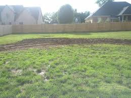 how to fix standing water in yard lawnsite