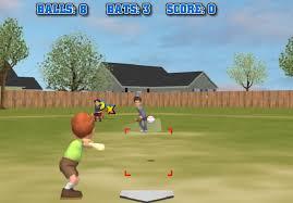Backyard Sport Games Backyard Sports Sandlot Sluggers Sport Games Gamingcloud