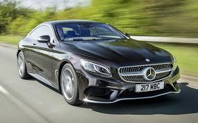 Worlds Most Comfortable Car 2015 Mercedes Benz S 500 Coupé Review