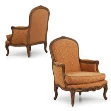 furniture bergere chair french country chairs upholstered
